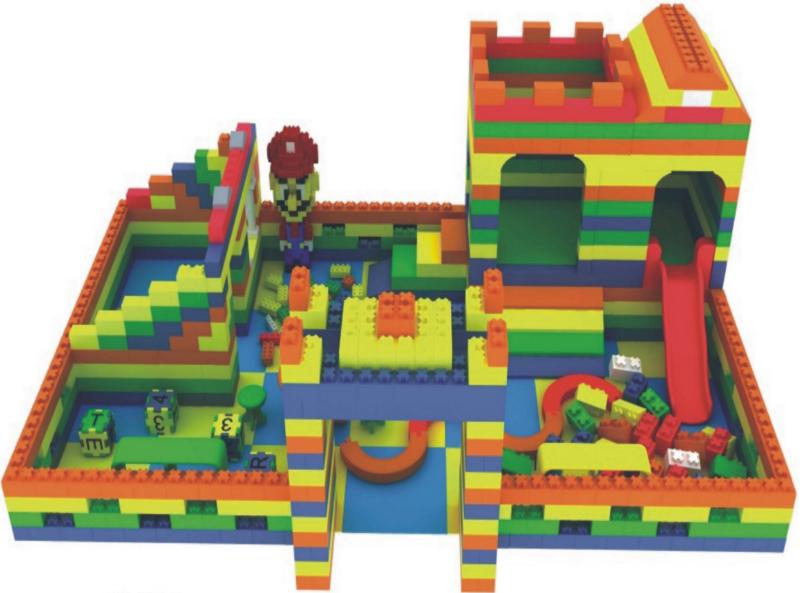 EPP积木玩具在未来行业中的地位将越来越重要